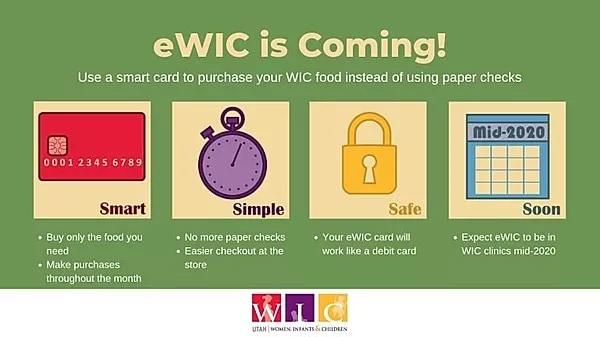 eWIC is Coming